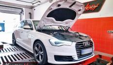 Audi A6 C7 3.0 TDI 218 KM (CZVA) Quattro – podniesienie mocy