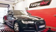 Audi A6 C7 3.0 TDI 218 KM (CZVA) – chiptuning