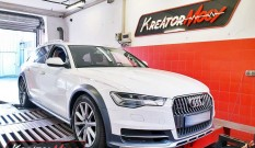 Audi A6 C7 3.0 TDI 190 KM (CZVF) – chiptuning