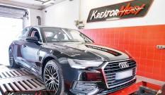 Audi A6 C8 35 TDI 2.0 163 KM (DEZD) – chiptuning