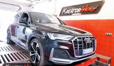 Audi Q7 4M 45 TDI 3.0 245 KM – podniesienie mocy