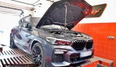 BMW X6 G06 3.0d 265 KM – chiptuning