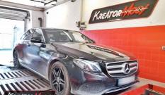Mercedes W213 E 200d 2.0d 150 KM – podniesienie mocy