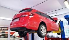 Opel Astra K 1.6 CDTI 110 KM – usuwanie DPF