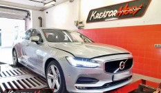 Volvo S90 2.0 D3 150 KM – chiptuning