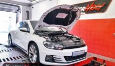 VW Scirocco 1.4 TSI 125 KM (CZCA) – chiptuning