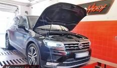 VW Tiguan II 2.0 TDI 150 KM (DFGA) – podniesienie mocy