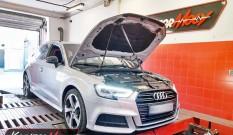Audi A3 8V 35 TFSI 1.5 150 KM 110 kW (DADA) – chiptuning