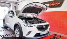 Mazda CX-3 2.0 Skyactiv-G 120 KM – chiptuning