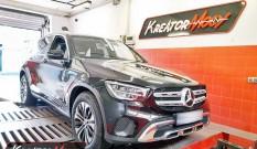 Mercedes X253 GLC 200d 2.0d 163 KM – chiptuning
