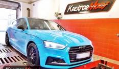 Audi A5 45 TFSI 2.0 245 KM (DKNA) – chiptuning