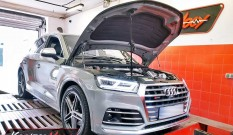 Audi SQ5 3.0 TFSI 354 KM (CWGD) – chiptuning
