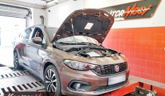 Fiat Tipo 1.4 T-Jet 120 KM – chiptuning