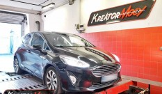 Ford Fiesta MK8 1.0 EcoBoost 100 KM – chiptuning