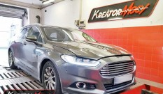 Ford Mondeo MK5 1.5 TDCI 120 KM – chiptuning