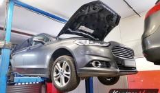 Ford Mondeo MK5 2.0 TDCI 180 KM – usuwanie DPF