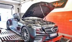 Mercedes C238 E 53 AMG 3.0 435 KM – chiptuning