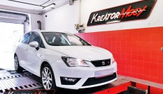 Seat Ibiza 6J 1.6 TDI 105 KM (CAYC) – chiptuning