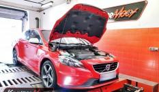 Volvo V40 1.5 T3 152 KM – chiptuning