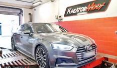 Audi A5 II 2.0 TFSI 252 KM (CYRB) – chiptuning