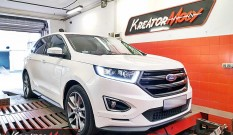 Ford Edge 2.0 TDCI 180 KM 132 kW – chiptuning