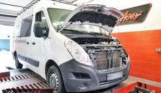 Renault Master 2.3 DCI 110 KM – chiptuning