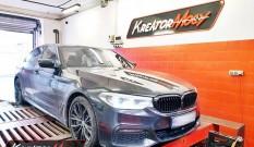 BMW G30 540d 3.0d 320 KM (B57D30T0) – chiptuning