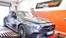 Mercedes C257 CLS 450 3.0T 367 KM 270 kW – chiptuning