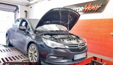 Opel Astra K 1.4 Turbo 125 KM 92 kW – chiptuning