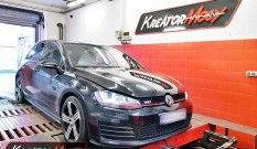 VW Golf 7 GTI 2.0 TSI 220 KM (CHHB) – chiptuning