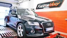 Audi Q5 2.0 TDI 150 KM 110 kW (CJCD) – chiptuning