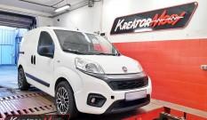 Fiat Fiorino 1.3 MultiJet 95 KM 70 kW – chiptuning