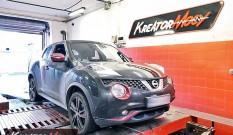 Nissan Juke 1.2 DIG-T 115 KM 85 kW – chiptuning