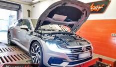 VW Arteon 2.0 TDI 190 KM 140 kW (DFHA) – chiptuning