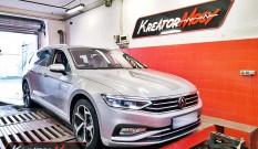 VW Passat B8 2.0 TSI 190 KM 140 kW (DKZA) – chiptuning