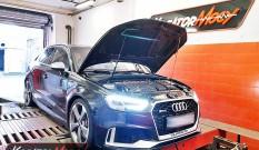 Audi RS3 8V 2.5 TFSI 400 KM 294 kW (DNWA) – chiptuning