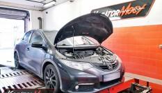 Honda Civic IX 2.2 i-DTEC 150 KM 110 kW – chiptuning