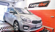 Kia Carens 1.7 CRDI 141 KM 104 kW – chiptuning