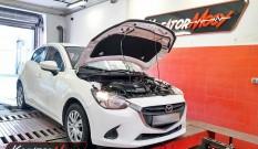 Mazda 2 1.5 Skyactiv-G 75 KM 55 kW – chiptuning