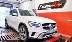 Mercedes X253 GLC 300 2.0T 258 KM 190 kW – chiptuning
