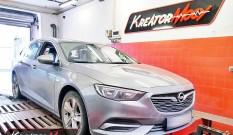 Opel Insignia II 1.6 CDTI 136 KM 100 kW – chiptuning