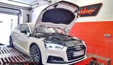 Audi A5 2.0 TDI 190 KM 140 kW (DETA) – chiptuning