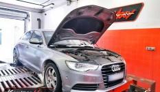 Audi A6 C7 2.0 TDI 163 KM 120 kW – chiptuning
