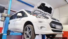 Ford Tourneo Connect 1.5 TDCI 120 KM 88 kW – usuwanie DPF