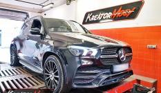 Mercedes V167 GLE 300d 2.0 245 KM 180 kW – chiptuning