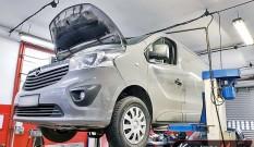 Opel Vivaro 1.6 CDTI 120 KM – usuwanie DPF, wyłączenie SCR