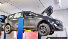 Renault Scenic 1.5 DCI 110 KM 81 kW – usunięcie DPF