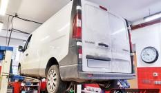 Renault Trafic 1.6 DCI 120 KM 88 kW – usuwanie DPF i SCR