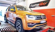 Volkswagen Amarok 3.0 TDI V6 204 KM 150 kW (DDXB) – chiptuning