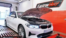 BMW 3 G20 320i 2.0T 184 KM 135 kW – chiptuning